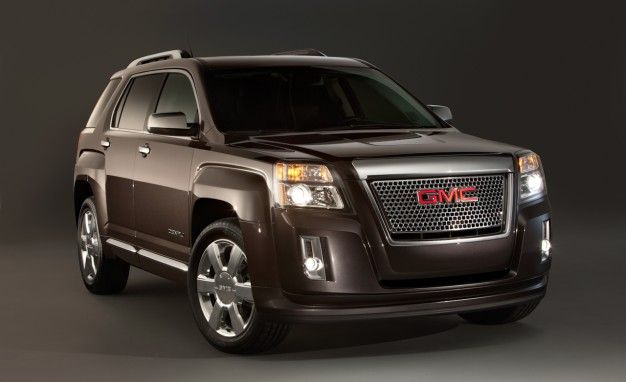 2013 GMC Terrain Gets New 3.6-Liter V-6, Range-Topping Denali Trim