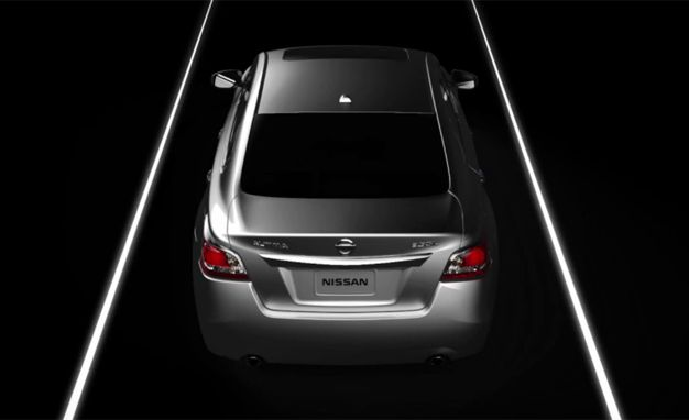 Engage Facebook Striptease: 2013 Nissan Altima Video Released [Updated x4]