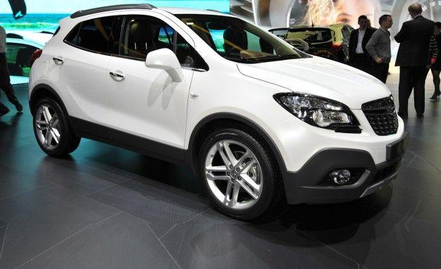 Buick Encore Crossover Begets Opel Mokka [Geneva Auto Show]