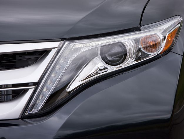 Toyota to Debut Face-Lifted Venza with More Standard Features [New York Auto Show]