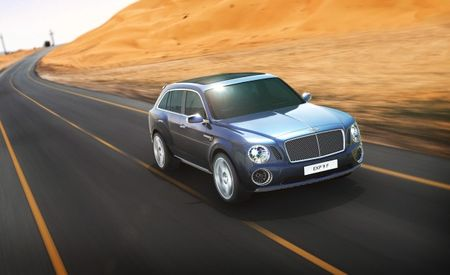 Bentley May Rethink SUV Design After Negative Reactions to EXP 9 F Concept