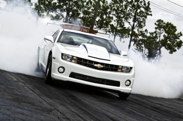 Chevrolet to Build 69 New COPO Camaros for Drag Duty