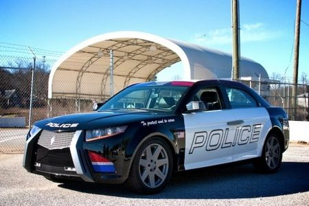 Carbon Motors Denied Government Loan for Building Its E7 Police Car