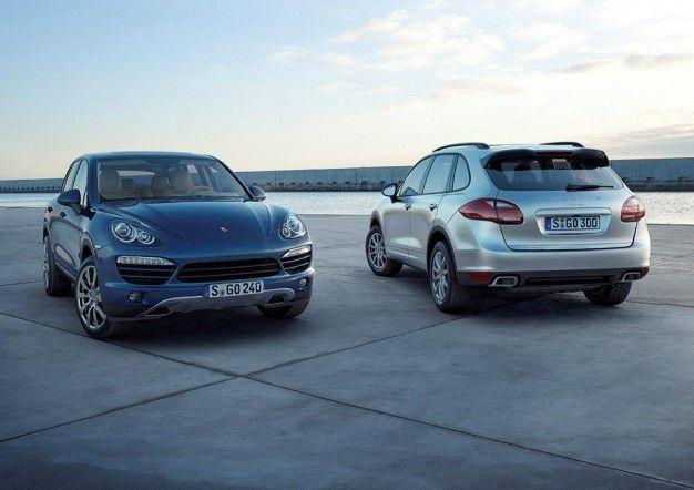 U.S.-spec Porsche Cayenne Diesel to Debut in April [New York Auto Show]