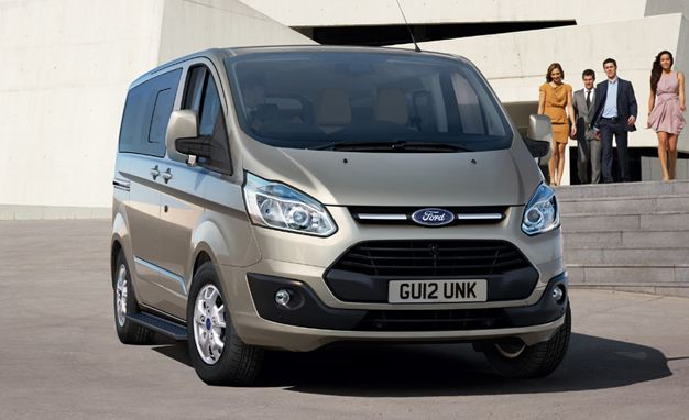 Production Ford Tourneo Van Unveiled for Europe, Provides Clues for Larger U.S.-Market Transit