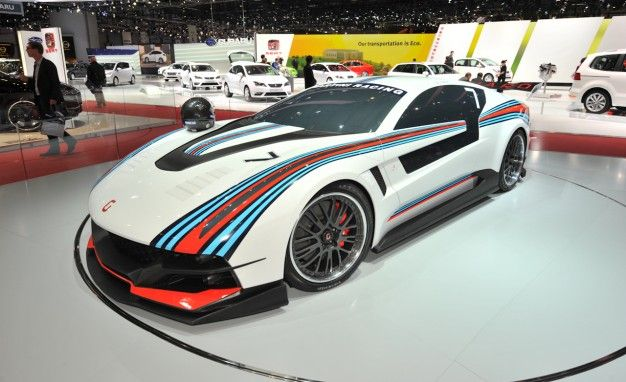 Italdesign Giugiaro Parcour Concept First Drive Review Car And