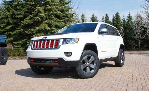 Jeep Mighty Fc And J 12 Pickups Among Six Concepts Revealed For 2012