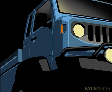 Jeep Previews 2012 Moab Easter Jeep Safari Concepts