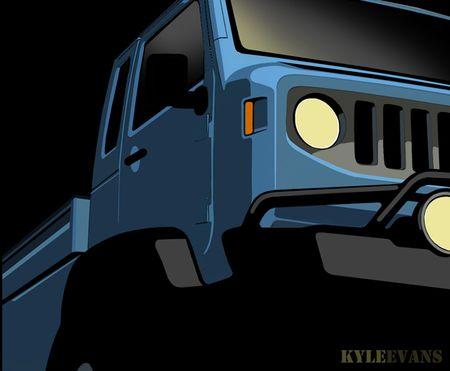 Jeep Previews 2012 Moab Easter Jeep Safari Concepts