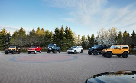 Jeep Mighty FC and J-12 Pickups Among Six Concepts Revealed for 2012 Moab Easter Safari [Photo Gallery]