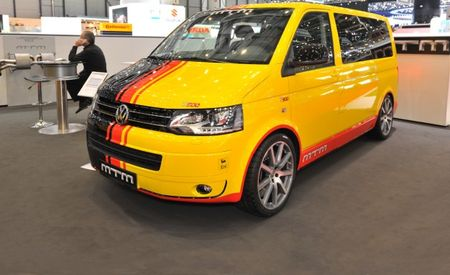 MTM Creates 472-hp Volkswagen T5 Multivan, 310-hp Audi Q3 [Geneva Auto Show]