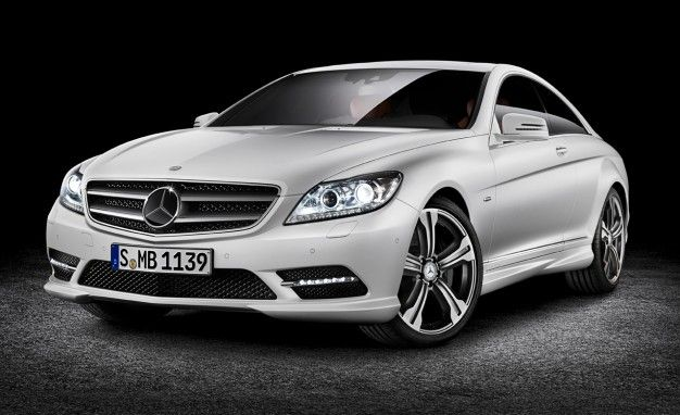 Mercedes-Benz Reveals Super-Luxurious CL Grand Edition for Europe