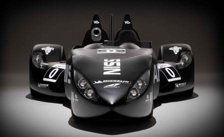 DeltaWing Race Car to Use Nissan Power, Make Race Debut at Le Mans