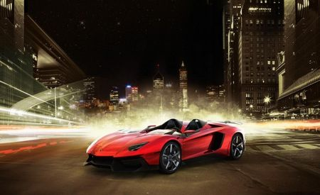 "Lambo Releases Pseudo ""Making of"" Video Clip for the Aventador Jota"