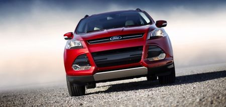 2013 Ford Escape Pricing Released, Will Start at $23,295
