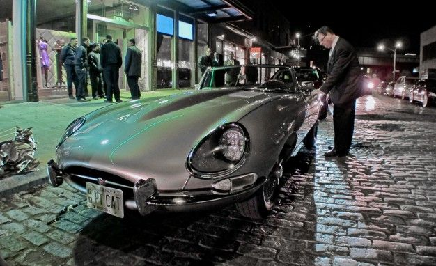 To Prep for Upcoming F-type Roadster, Jaguar Shows Off Classic C-, D-, and E-types in New York [Photo Gallery]