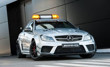Mercedes-Benz C63 AMG Coupe Black Series to Serve as 2012 DTM Safety Car