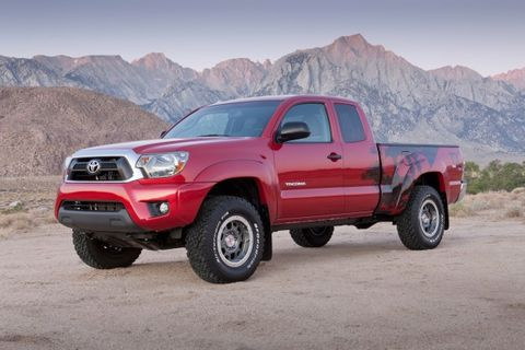 Toyota Tacoma Trd T X Baja Series Package Starts At 34 450