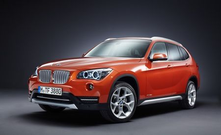 BMW Announces 2013 X1 Good for Up to 24 MPG City, 33 MPG Highway [Update]