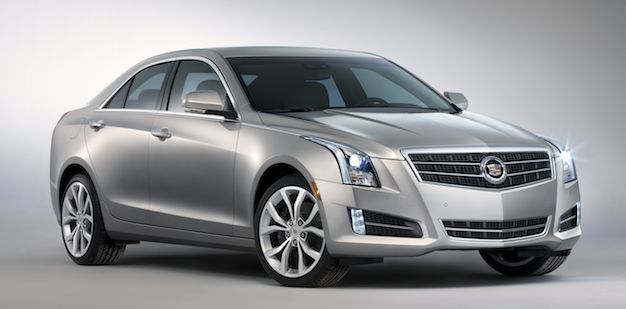 2013 Cadillac Ats First Drive Review Car And Driver