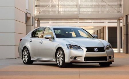 2013 Lexus GS450h Hybrid to Start at $59,825; Priced the Same as Car it Replaces