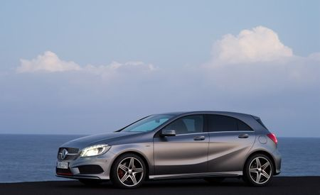 AMG Models Based on Mercedes A-class Likely to Have AWD