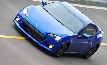 Japanese Delivery Delays for Subaru BRZ Shouldn't Affect U.S. Availability