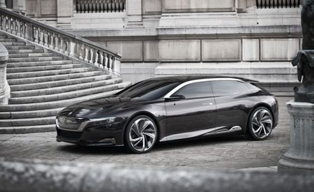 Citroën Numéro 9 Concept: More of What We Love From the French