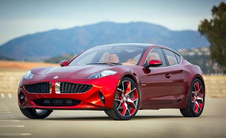 Fisker Atlantic Concept Photos Released [New York Auto Show]