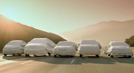 Nissan Previews Five Redesigned Models in Video, Including New Sentra, Rogue, and Versa Hatch