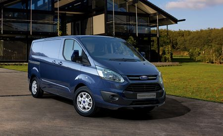 Get in the Van: The Euro-Market Ford Transit Custom Cargo is Ready to Haul Your Junk