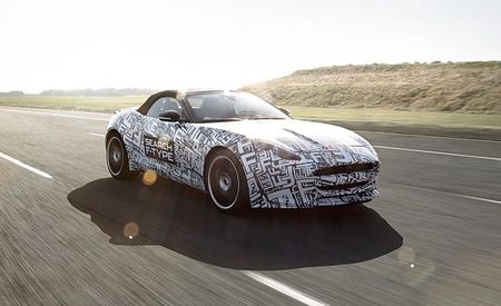 Jaguar Confirms New Supercharged Six for F-type and Introduces a Turbo Four [Beijing Auto Show]