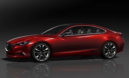 Mazda Announces 2014 Mazda 6 Coming to 2012 Paris Auto Show [New York Auto Show]