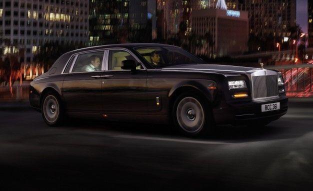 2013 Rolls-Royce Phantom Series II Extended Wheelbase: Size Matters [Beijing Auto Show]