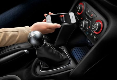Chrysler to Offer In-Vehicle Wireless Charging for 2013 Dodge Dart