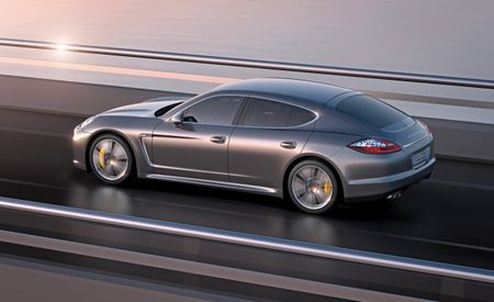 Porsche Planning a Panamera Junior, Still Considering Ferrari FF–Baiting Coupe