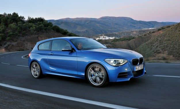 2013 BMW M135i: Not a True M, But It's M Quick