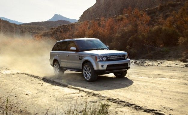2013 Land Rover Range Rover Sport Gets Two Special Editions, New Options