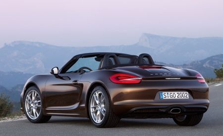 2013 Porsche Boxster with New Engine Rated for Up to 22 MPG City, 32 Highway