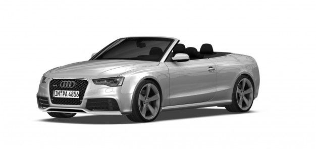 Audi's RS5 Cabriolet Likely Will Come to the U.S., Gov't Documents Show