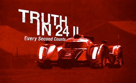 Audi Releases <em>Truth in 24 II</em> Le Mans Documentary on iTunes for Free