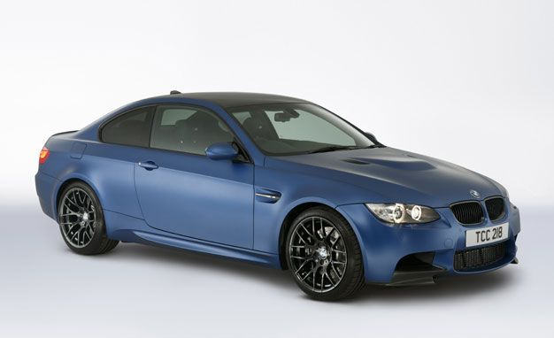 BMW Reveals Confusingly Named M3 and M5 M Performance Limited Editions in U.K.