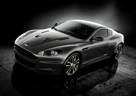 2012 Aston Martin DBS Ultimate: $287,576 Gets You One of the Final 100