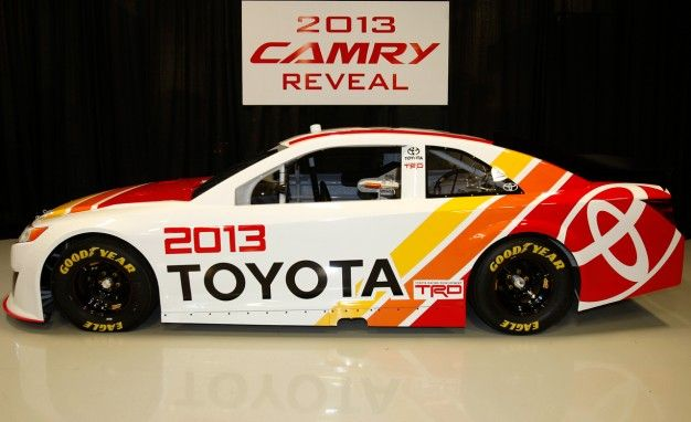 Toyota Reveals 2013 NASCAR Camry, We Sit Down with the President of TRD