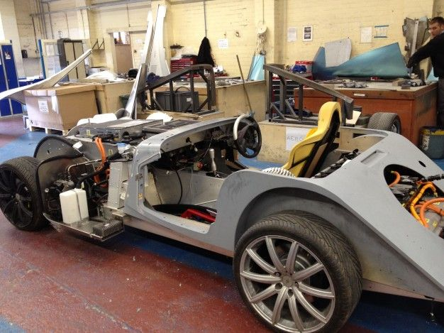Let the Wood (and Aluminum) Times Roll: A Tour of Morgan Motor ...