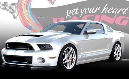 One-Off Shelby GT500 Created for Charity Auction