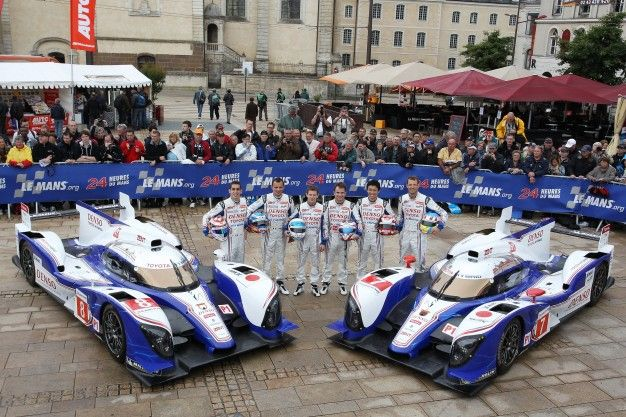 Toyota's TS030 Will Provide Some Semblance of Competition for Audi at Le Mans
