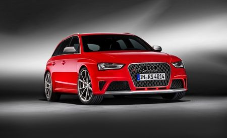 Next Audi RS4 Switches to V-6, May Come to the U.S. as RS4 Avant or RS5 Sportback