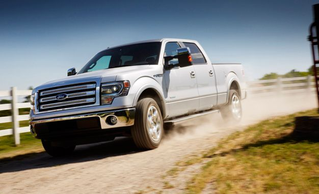 Why We're Doubting the Next Ford F-150 Will Have a Fully Aluminum Body