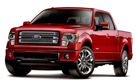 Ford Adds New Range-Topping Limited Trim Level to 2013 F-150 Lineup